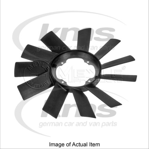 New Genuine MEYLE Radiator Cooling Fan Wheel 300 115 0004 Top German Quality