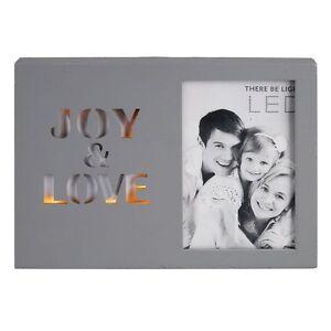 LED Bilderrahmen Batteriebetrieb Joy & Love Neu ( 7 ) - Deutschland - LED Bilderrahmen Batteriebetrieb Joy & Love Neu ( 7 ) - Deutschland