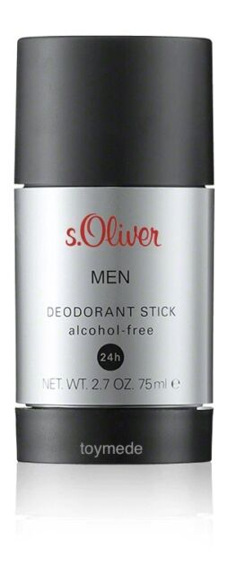 s.Oliver MEN Deo Stick 75ml Deodorant Stick 24h Alcohol-free