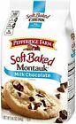 Pepperidge Farm Soft Baked Montauk Milk Chocolate Cookies 8.6 Oz