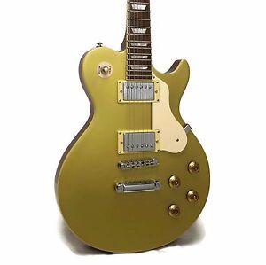 samick greg bennett design avion av3 ltd gold top electric guitar ebay. Black Bedroom Furniture Sets. Home Design Ideas