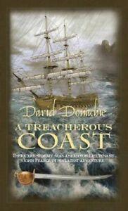 David-Donachie-A-Treacherous-Coast-Pearce-Tout-Neuf-Envoi-GB