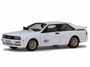 AUDI Quattro Coupe - Alpine White - Vitesse 1:43
