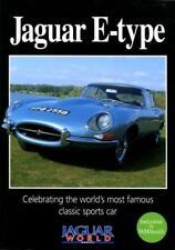 item 4 jaguar e-type xke book xk-e s1 s2 s3 world famous series 1 2 3 v12  3 8 4 2 iii i -jaguar e-type xke book xk-e s1 s2 s3 world famous series 1 2  3 v12