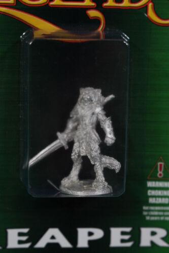 Catfolk Warrior #03893 Mal Reaper Dark Heaven Legends