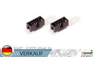2-Stuck-Pin-10-Pin-Socket-2-54mm-fur-Arduino-ISP-JTAG-USBASP-USB-ISP-Breadboard