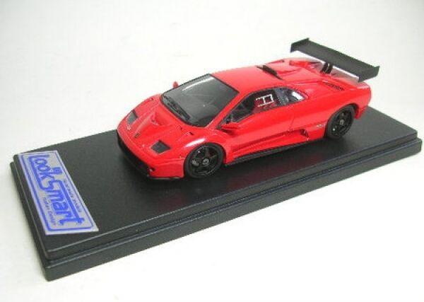 LAMBORGHINI Diabolo GTR (Metallic rosso) 1999