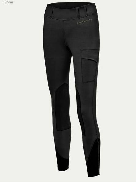 Noble Outfitters saldo librar Calzas Pantalones Calzones Negro S