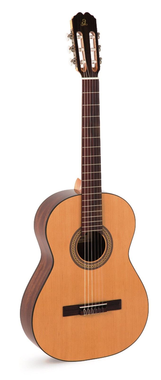 Admira Juanita Konzertgitarre Klassische Gitarre 4 4 Spanische Gitarre