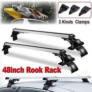 For Suzuki Toyota Sedan 48 Roof Top Rack Cross Bar Kayak
