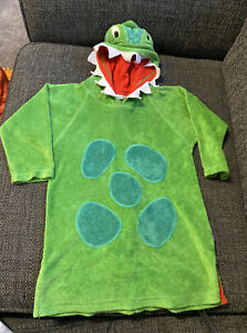 Jo Jo Maman Bebe Hooded Dinosaur Towel Age 2-3 Years