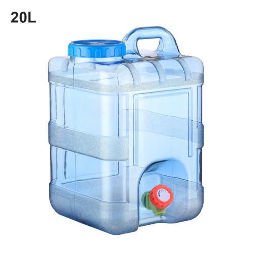 Eimer des reinen Wasser-15L 20L Hauptwassereimer mit Hahn-Mineralwasser-Fass