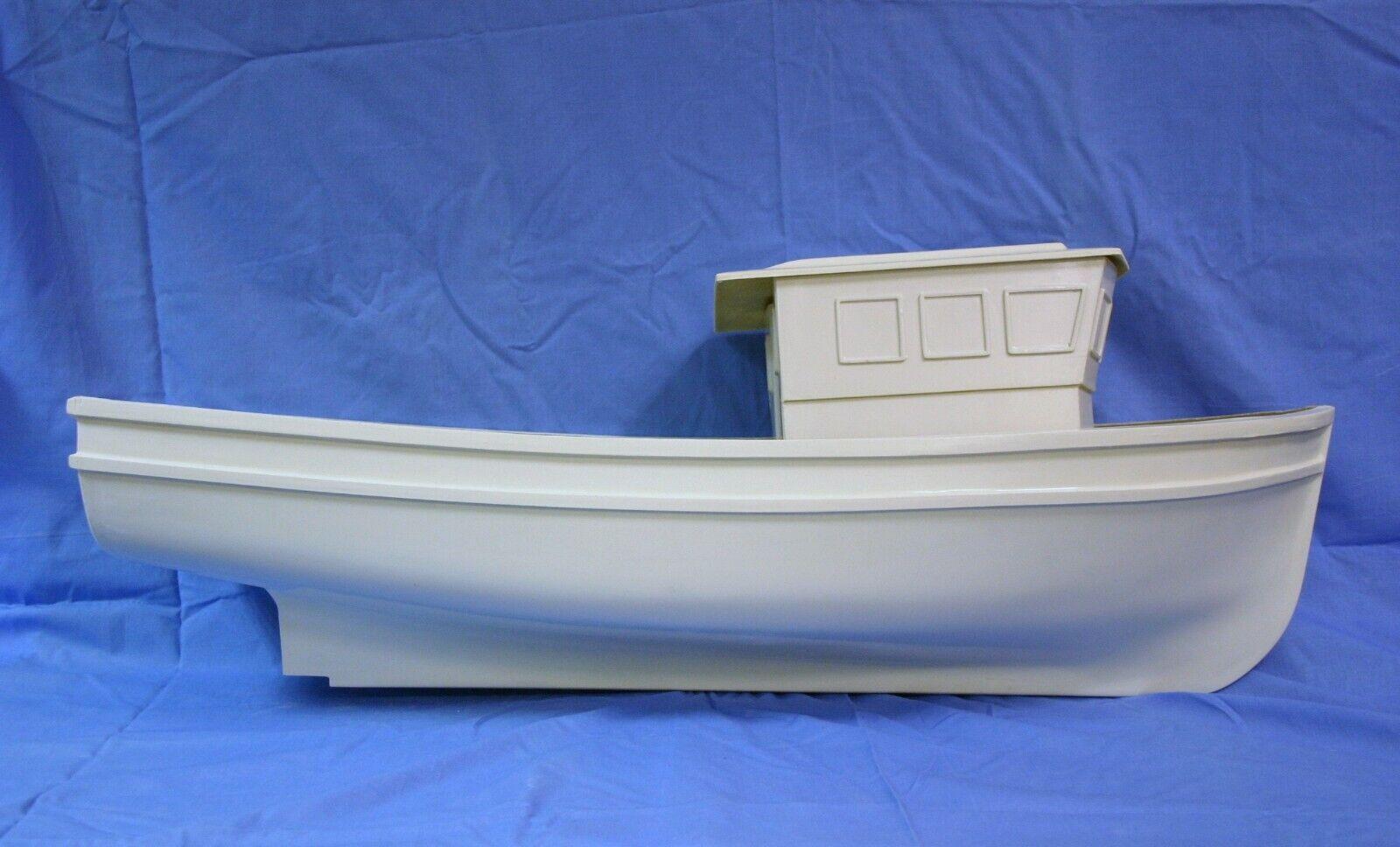 MMB 1 12th fishing boat GRP moulding set.