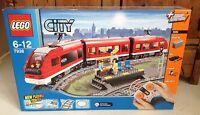 Brand Sealed Lego Set 7938 Passenger Train Bnib Rare Retired Nextday Delivry
