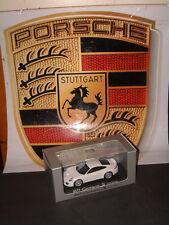 "PORSCHE DESIGN DRIVER'S SELECTION ""SPORTDESIGN"" 911 1:43 SCALE MODEL! NIB"