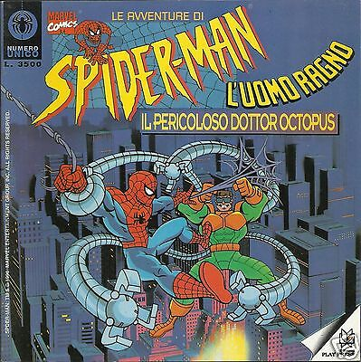 LE AVVENTURE DI SPIDER-MAN  (Play Press,1996) - IL PERICOLOSO DOTTOR OCTOPUS