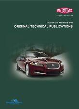 Repair Manual on DVD, Jaguar XF