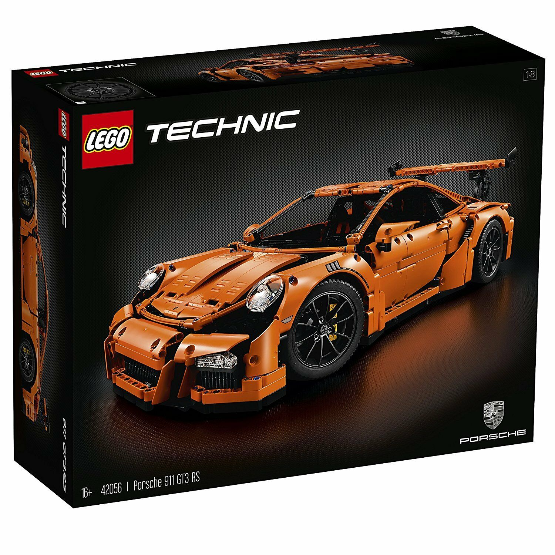 LEGO TECHNIC PORSCHE 42056 -nuovo-italia