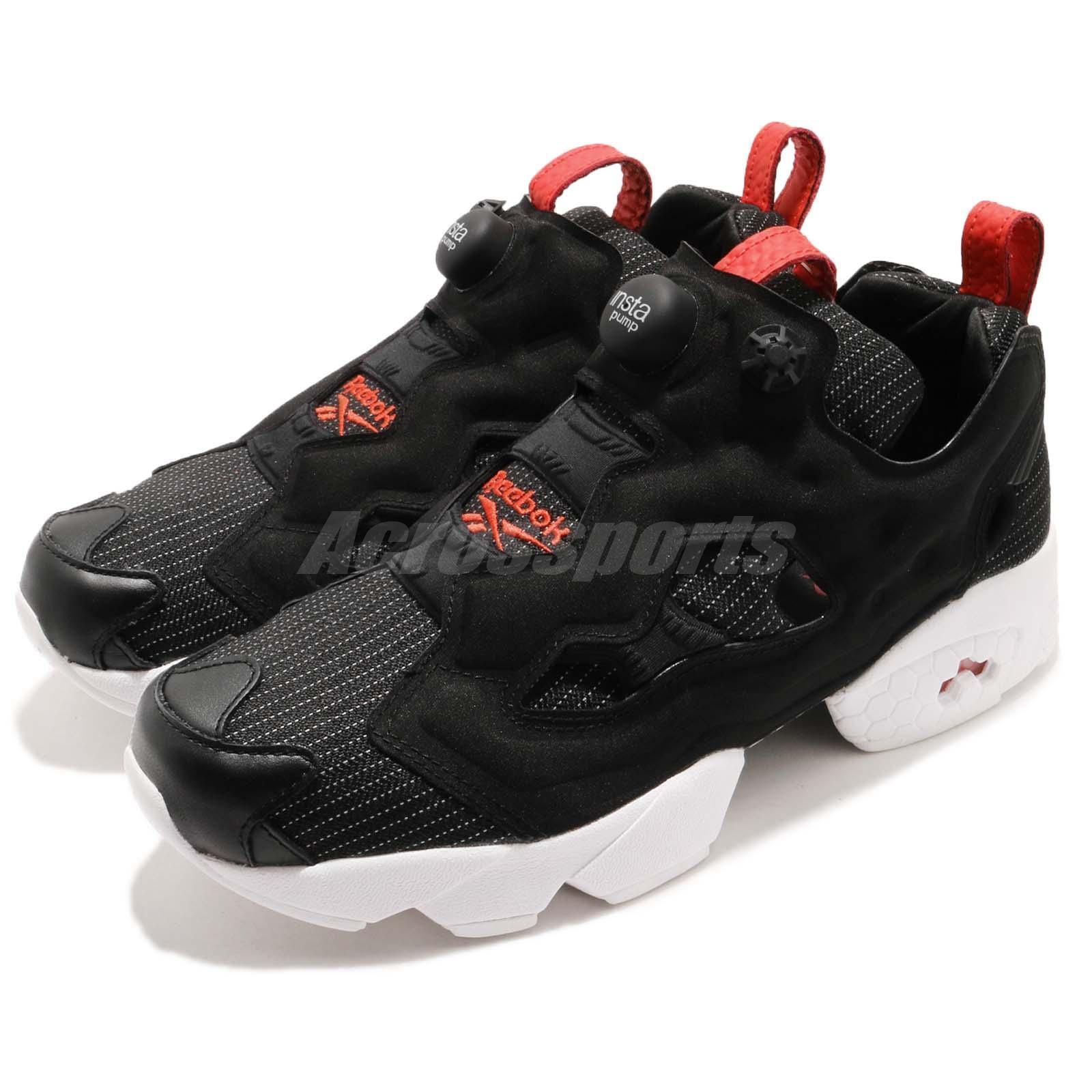 Reebok Instapump Fury MU     Pack Black Red White   Shoes Sneakers DV4590 | Stocker  6123eb