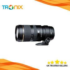 Tamron SP 70-200MM F/2.8 DI VC USD Lens For Nikon + 3 Years Worldwide Warranty