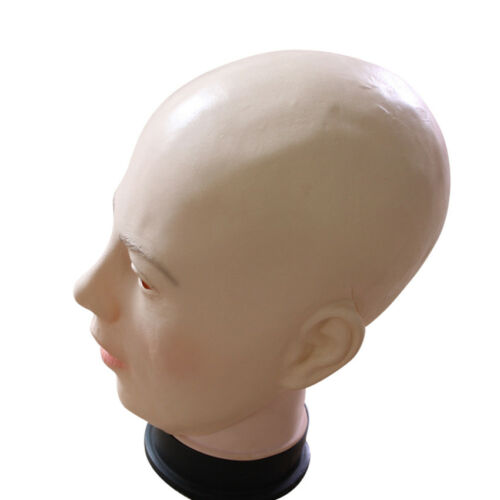 Bald Costume Latex Cosplay Masks For Halloween Theme Full Face Mask Masks Party