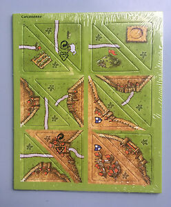 Carcassonne-Mini-Expansion-Halflings-II-Brand-New-with-English-Rules