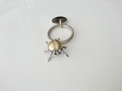 Paul Smith Keyring BNWT Beetle Beetles Keyring Key Ring RRP £70