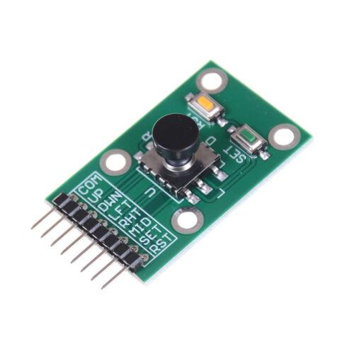 Navigation Button Module 5D Rocker Joystick Independent Keyboard for Arduino HQ