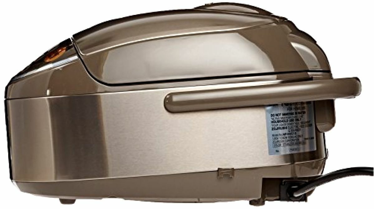 Multi Menu Cooking Induction Heating Pressure Cooker, Uncooked & Warmer 5.5 Cups