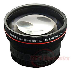 58MM-Telephoto-Teleconverter-Lens-Cap-for-Canon-EOS-700D-650D-600D-550D-350D