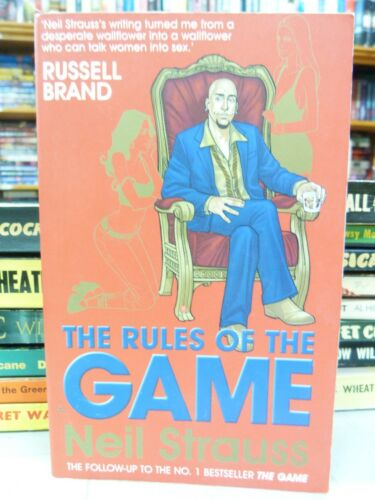1 of 1 - The Rules of the Game: The Stylelife Challenges.. by Neil Stauss