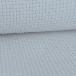 14-Count-Aida-White-100-Cotton-Various-Sizes-from-10-cm-to-100-cm-Wide
