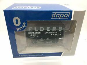 Dapol-7F-073-002-O-Gauge-7-Plank-Wagon-Elders-Cardiff