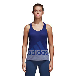 Logo entrenamiento sin Work de Camisetas mujer Running Cv7813 Adidas Gym Camiseta Fitness para mangas FgtHqw