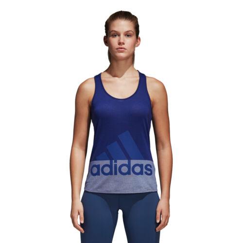 Cv7813 Running Gym sin Camiseta para Fitness Adidas Camisetas entrenamiento Work de Logo mangas mujer zBOW67wfxq