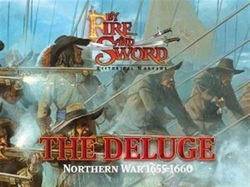 Le déluge du Nord guerre 1655 1660 Wargamer RUL-4 Brand New in Box