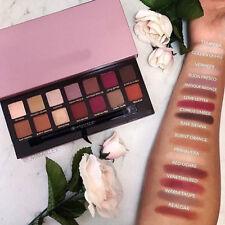 14 Colors Renaissance Lidschatten Palette Makeup Kosmetik Shimmer Matte