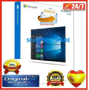 WINDOWS-10HOME-ESPANOL-32-64BITS-CLAVE-LICENCIA-100-ORIGINAL-ENTREGA-EN-3SEG