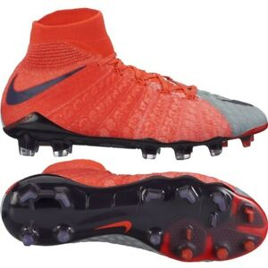 NIKE HYPERVENOM PHANTOM 3 FG ACC SOCCER CLEATS WOMEN NEW With BOX ... 953ce93363