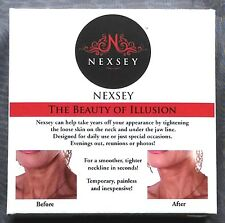Nexsey Neck Skin Lifting Wrinkle Sagging Tightening Lift From Makers of Fullips