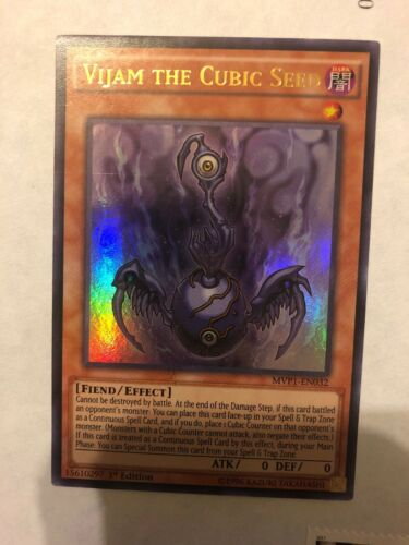 Vijam The Cubic Seed MVP1 NM//M