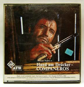 UfA-ATB-215-3-Super-8-Film-S-W-Ton-128-m-Hand-am-Druecker-Companeros-rar