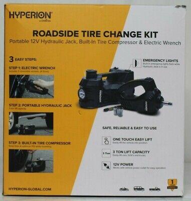 *NEW* Deltran Hyperion Roadside Tire Change Kit Portable ...