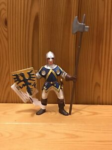 Papo Schleich-bleu lefthanded Guard
