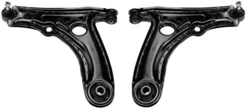 2 X FOR SEAT AROSA 97-04 FRONT LOWER CONTROL WISHBONE ARM PAIR LEFT AND RIGHT