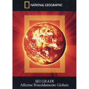 Sei-Gradi-Allarme-Riscaldamento-Globale-Dvd-Booklet-Dvd-Nuovo