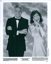 Steve Martin & Lily Tomlin All of Me Unsigned Glossy 8x10 Promo Photo (B)