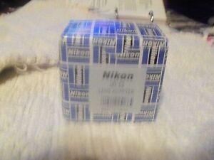 Nikon UR-ES Lens Adapter Made in Japan