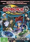 Beyblade - The Furious Final Battle : Vol 8 (DVD, 2012)