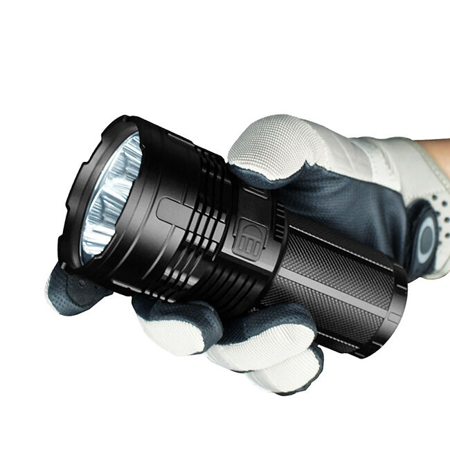 Imalent DT35  Cree XHP35 HI LED USB Rechargeable Tactical Flashlight Torch  no hesitation!buy now!